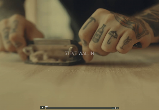 Steve Wallin / Furniture Maker